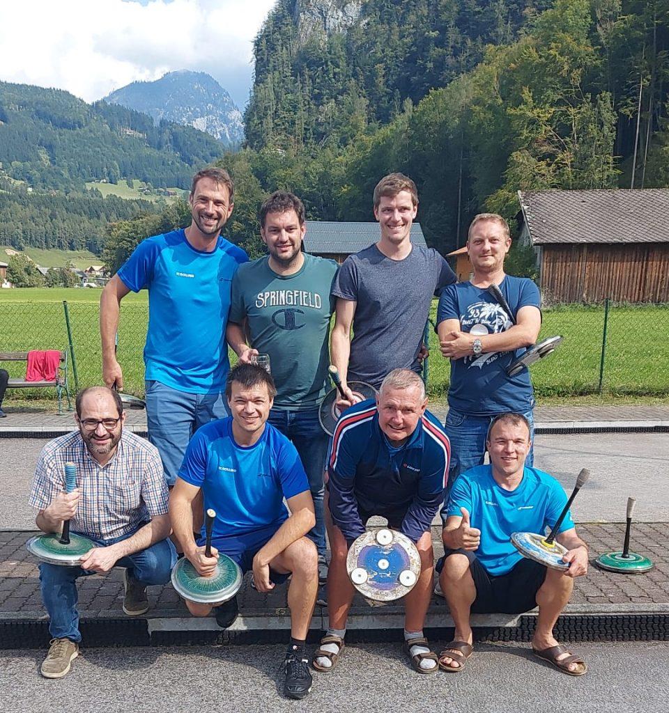 Vereine-Turnier der Stockschützen